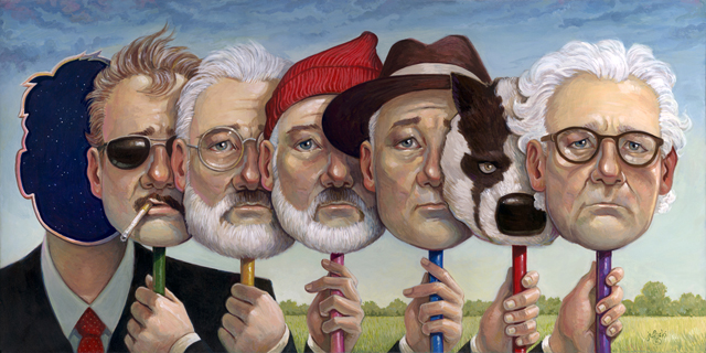 We Are Legion by Aaron Jasinski