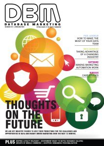 Published in Database Marketing magazine