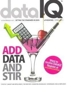 Published in Data IQ Magazine (again)
