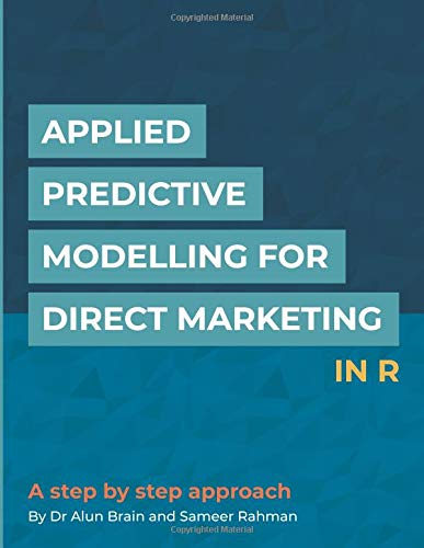 Book Cover Recommendation for Applied Predictive Modelling in R