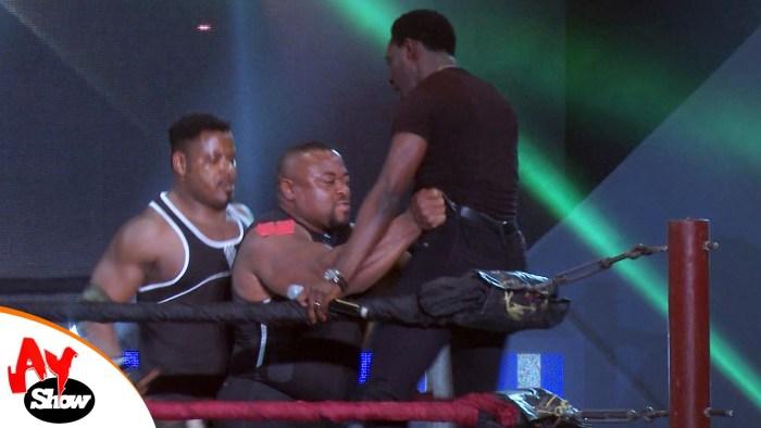 Wrestling Match ft. Mr Ibu, Saka, AY, Ultimate commander…