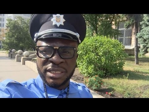 Crazeclown Comedy – Police on duty