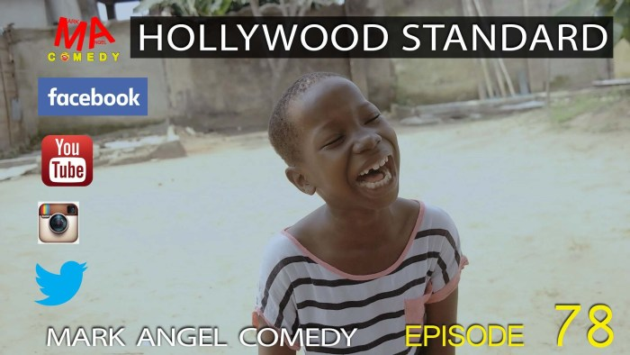 Mark Angel Comedy – HollyWood Standard