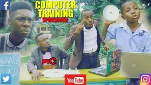 Praize Victor Comedy – Computer Training