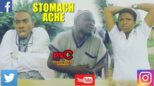 Praize victor comedy – Stomach Ache