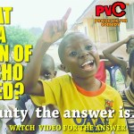 Praize Victor Comedy – What is the Citizen of Jericho called?