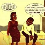 God Mother the Salary Collector