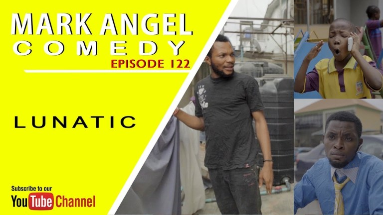 Mark Angel Comedy Official Youtube Chann   Rowlandayso215