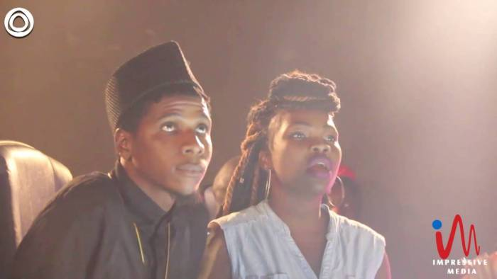 KennyBlaq's Fans Hangout II – Isaac Gerald vs Kenny Blaq vs VJ Adams (Nigerian Comedy)
