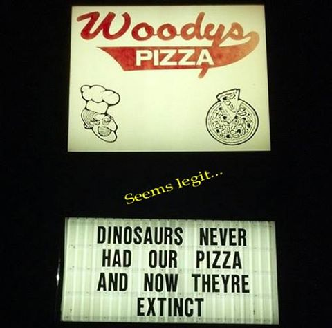 Funny Signs Seems Legit