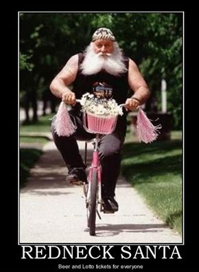 Redneck Santa The Later Years