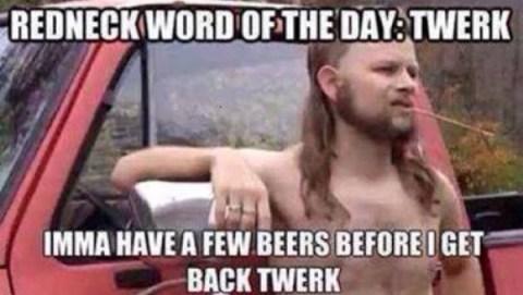 Redneck Twerk
