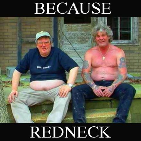 Rednecks Chilling