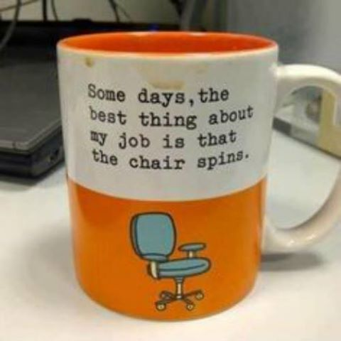 hump day chair