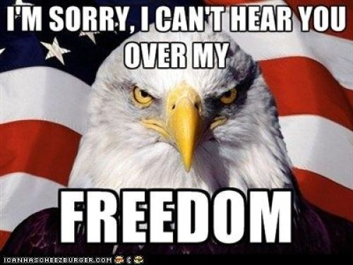 4th Of July Freedom