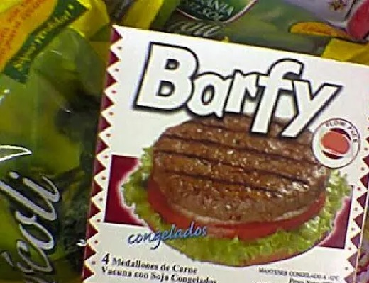 Barfy Burger fail