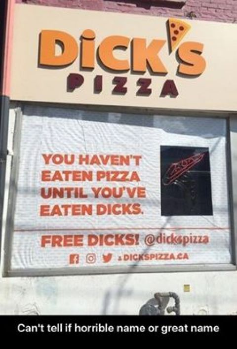 Dicks Pizza