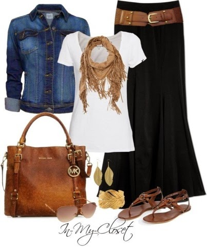 Moda de transición verano-otoño 2014