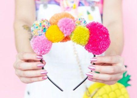 Amamos los Pom-poms en todo