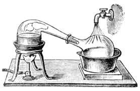 destilación y diversidad de alcoholes