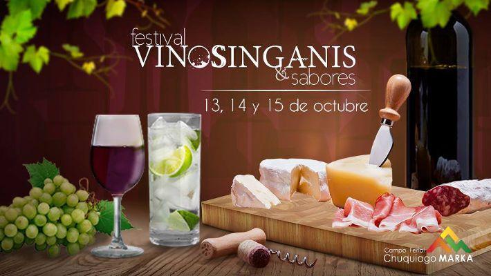 festival vino singani y sabores