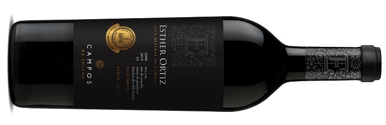 Esther Ortiz, nuevo vino ícono de Campos de Solana