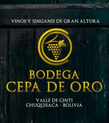 bodega cepa de oro cinti chuquisaca bolivia