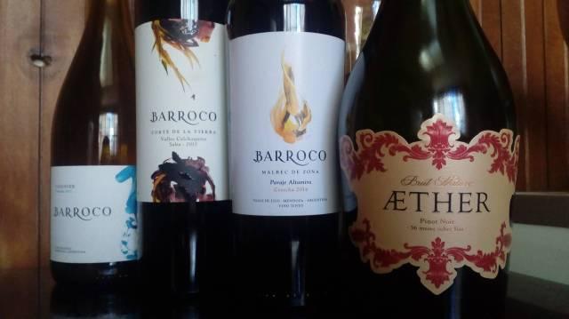 Vinos Barroco
