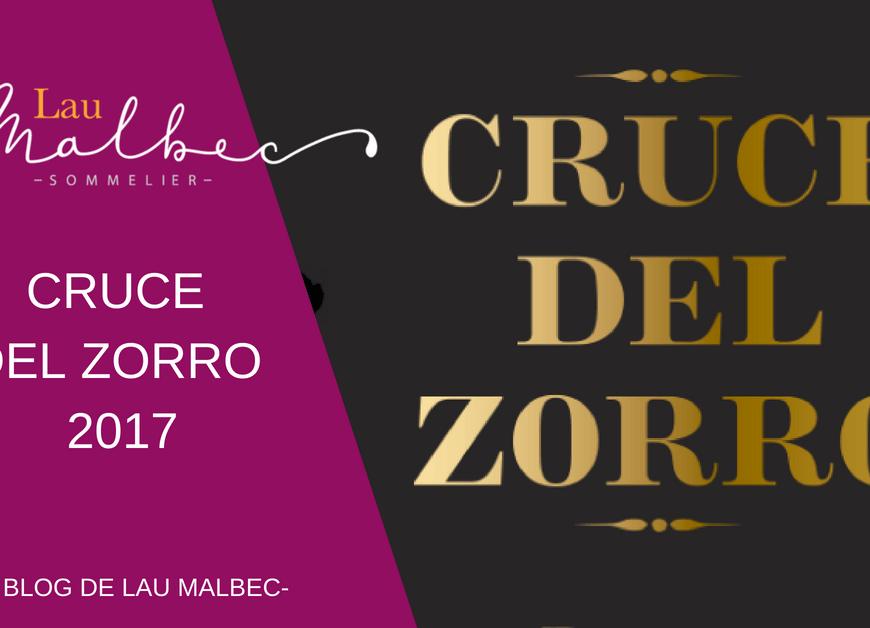 Cruce del zorro 2017 vino boliviano