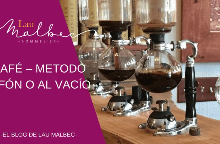 Café – Metodo Sifón o Al vacío