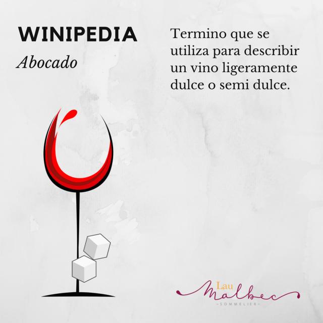 Qué es un vino abocado