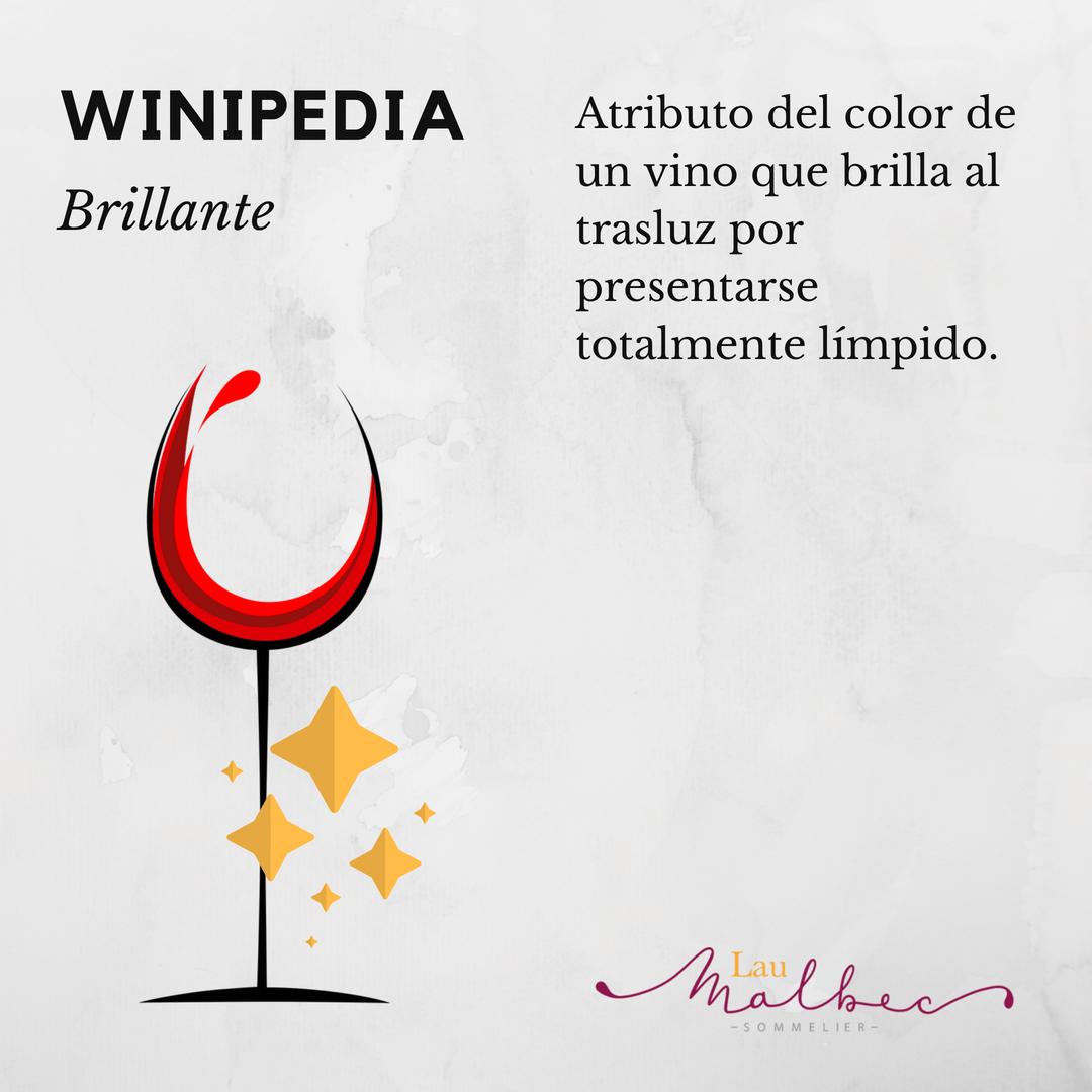 Winipedia Qué es un vino brillante
