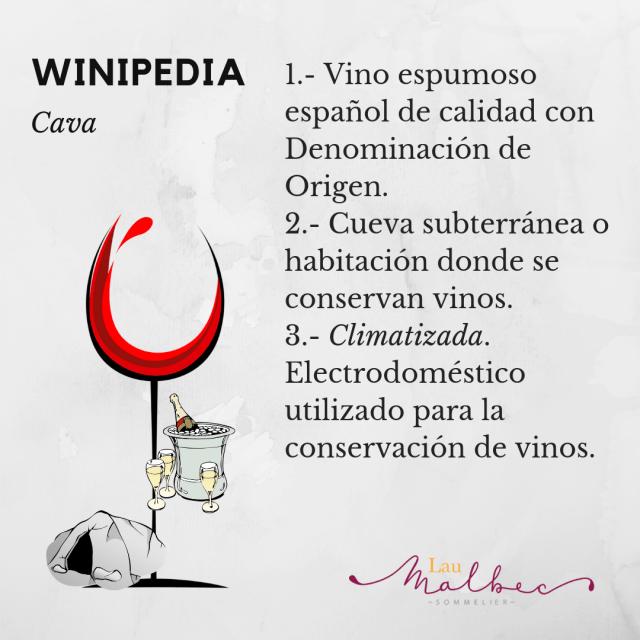 Winipedia Qué es un vino Cava