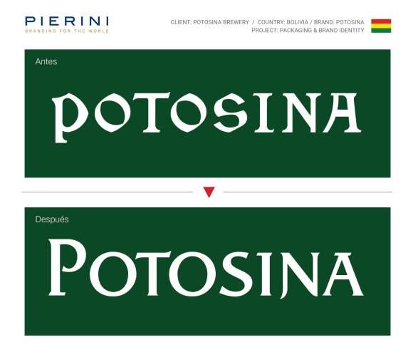 Comparativa tipo Potosina Pierini