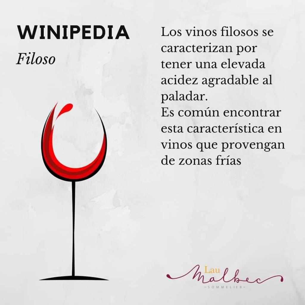 Winipedia Qué es un vino filoso