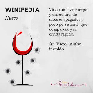 Winipedia Qué es un vino hueco