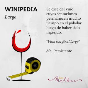 Winipedia Qué es un vino largo