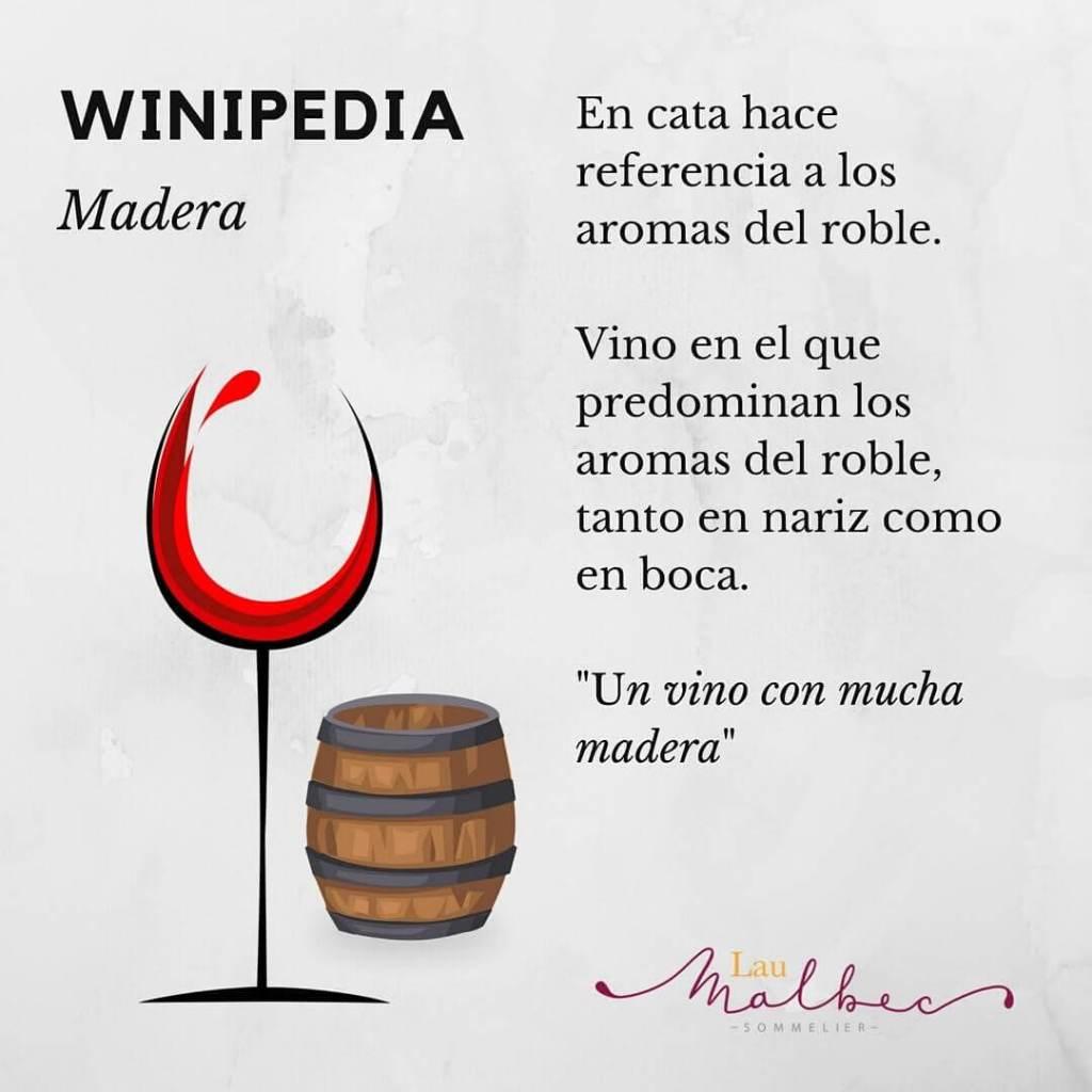 Winipedia Qué es un vino con madera