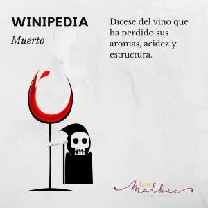 Winipedia Qué es un vino muerto