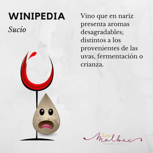 Winipedia Qué es un vino sucio