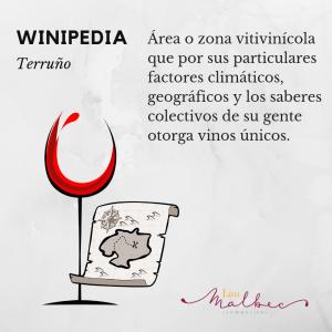 Winipedia Qué es el terruño de un vino