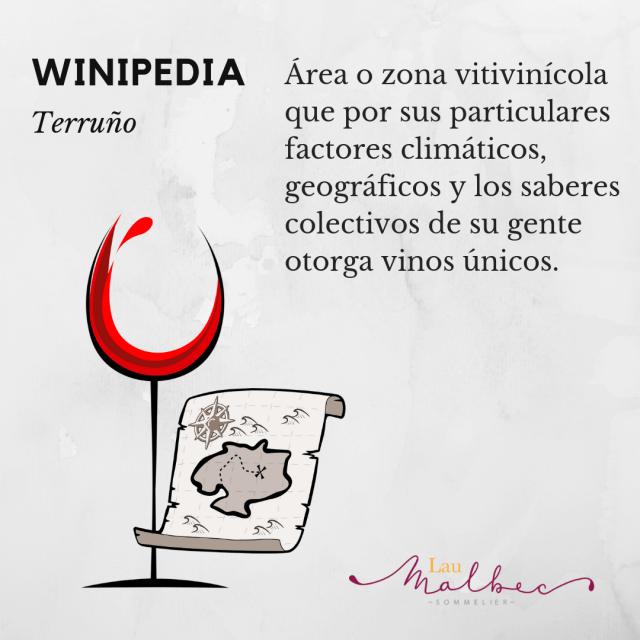 Winipedia Qué es el terruño de un vino terroir