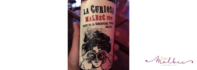 La Curiosa Malbec 2018