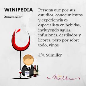 Qué es un Sommelier? Winipedia