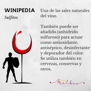 Qué son los sulfitos del vino #Winipedia
