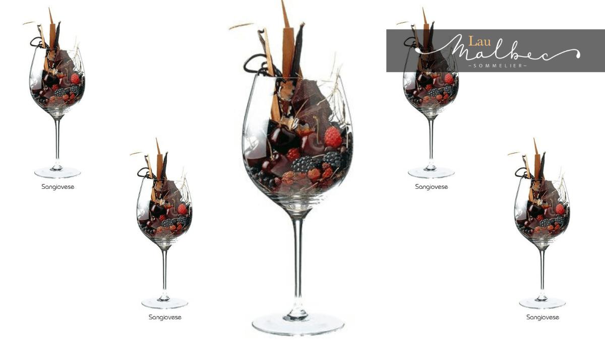 Cepa sangiovese vino