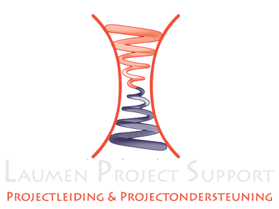 Laumen project support logo - transparant
