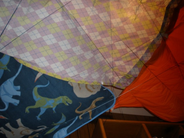 46. Make a Fort in the Living Room: Have a Rumpus