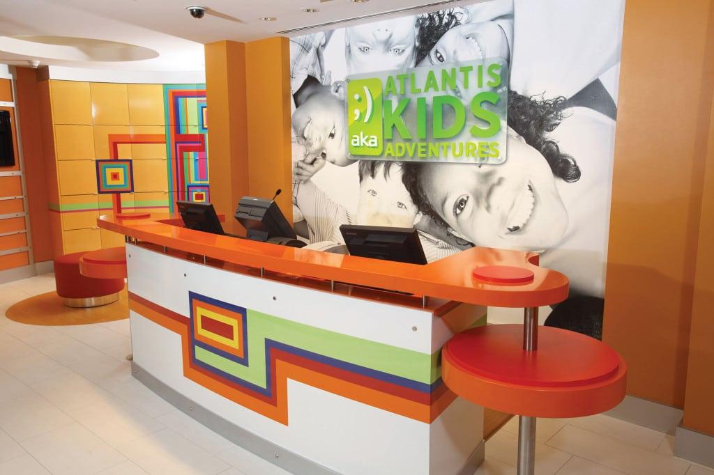 Atlantis Kids Adventures  Launch by Design Inc