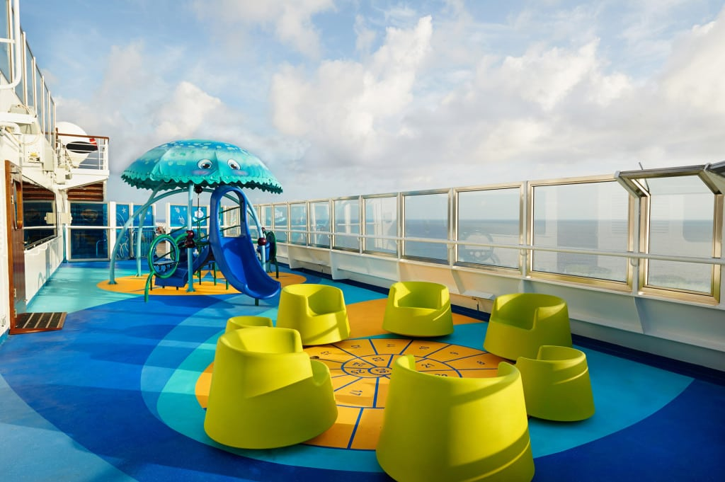 Carnival Freedom Camp Ocean Launch By Design Inc